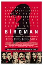 Birdman  - oder die unverhoffte Macht der Ahnungslosigkeit