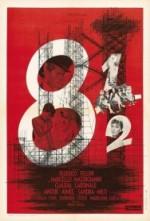 achteinhalb (der namensgebende Film aus 1962 von Federico Fellini) Wir laden zu Sekt und Knabbereien ein.