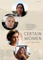 Certain Women - ohne Termin bisher