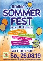 Sommerfest -  Kurzfilme für Kinder im achteinhalb (Eintritt frei)