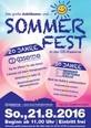 Sommerfest -  Kurzfilme für Kinder im achteinhalb