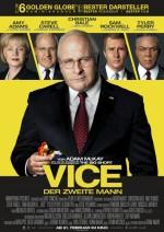 Vice (Unser Film des Monats April) Muss man gesehen haben – eine Granate von Film und zugleich super Unterhaltungskino – lassen Sie sich intelligent unterhalten