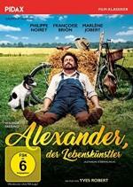 Alexander, der Lebenskünstler (Ein zeitloses Lob wie Denkmal des Müßiggangs – Wer schläft, sündigt nicht) – geplant
